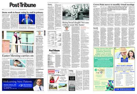 Post-Tribune – April 12, 2020