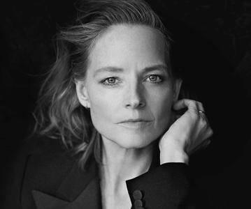 Jodie Foster by Richard Phibbs for Harper's Bazaar UK December 2017