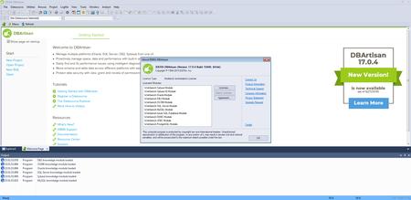 IDERA DB PowerStudio 17.0.4 DBA Edition