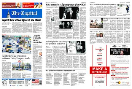 The Capital – January 29, 2019