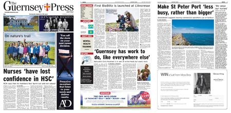 The Guernsey Press – 15 May 2019