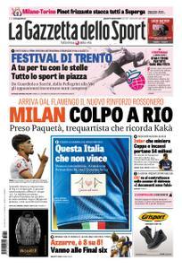 La Gazzetta dello Sport Sicilia – 11 ottobre 2018