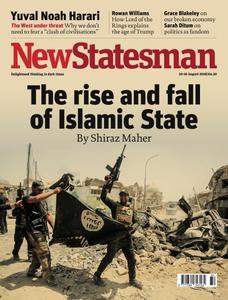 New Statesman - 10 - 16 August 2018