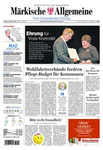 Neue Oranienburger Zeitung - 04. Oktober 2019