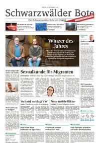 Schwarzwälder Bote Hechingen - 02. November 2018