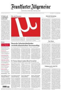 Frankfurter Allgemeine Zeitung F.A.Z. - 31. Januar 2019