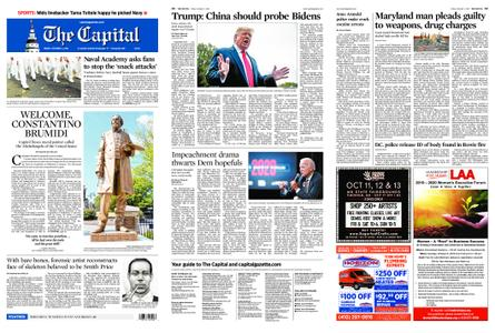 The Capital – October 04, 2019