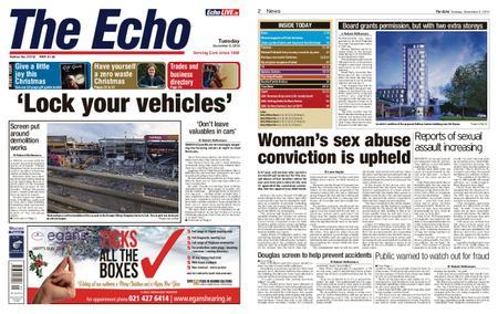 Evening Echo – December 03, 2019