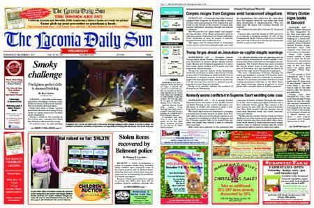 The Laconia Daily Sun – December 06, 2017