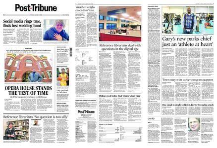 Post-Tribune – January 15, 2018