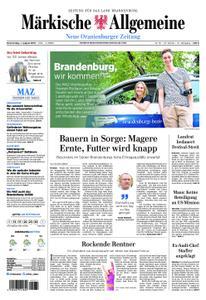 Neue Oranienburger Zeitung - 01. August 2019