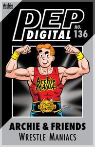 136-Archie & Friends-Wrestle Maniacs 2015 Forsythe