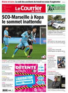 Le Courrier de l'Ouest Angers – 03 décembre 2019