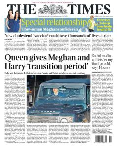 The Times - 14 January 2020