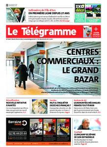 Le Télégramme Brest – 02 février 2021