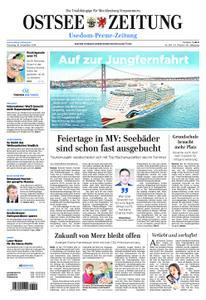 Ostsee Zeitung Wolgast - 18. Dezember 2018