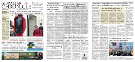 Gibraltar Chronicle – 05 May 2020