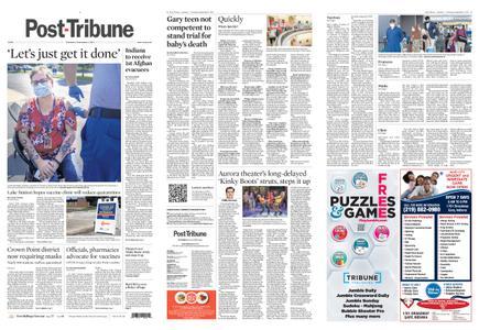 Post-Tribune – September 02, 2021