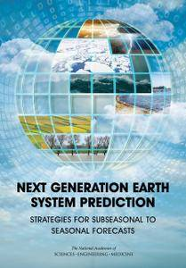 Next Generation Earth System Prediction: Strategies for Subseasonal to Seasonal Forecasts