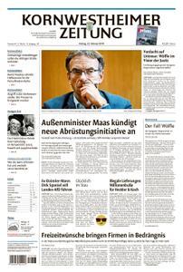 Kornwestheimer Zeitung - 22. Februar 2019