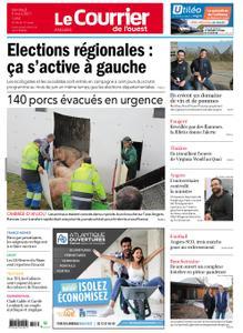 Le Courrier de l'Ouest Angers – 05 mars 2021