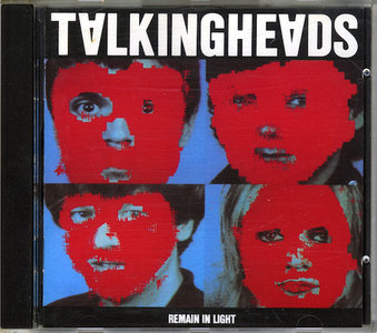 Talking Heads - Remain In Light (1980) [Non-Remastered] Re-Up