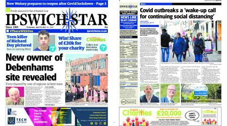 Ipswich Star – April 28, 2021