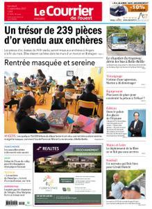 Le Courrier de l'Ouest Angers – 03 septembre 2021