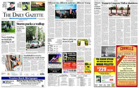 The Daily Gazette – August 24, 2017