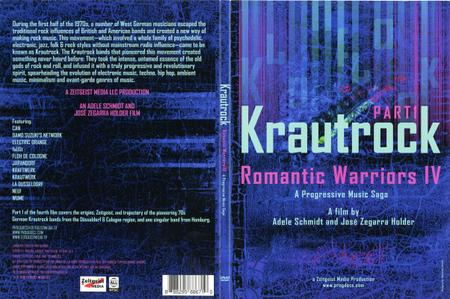 VA - Romantic Warriors IV (A Progressive Music Saga): Krautrock Part 1 (2019)