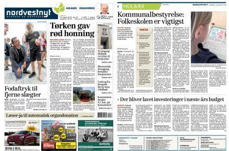 Nordvestnyt Holbæk Odsherred – 18. august 2018