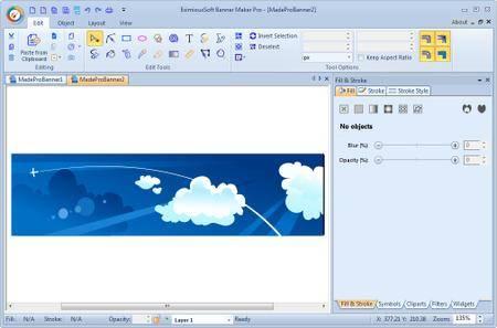 EximiousSoft Banner Maker Pro 3.21 Portable