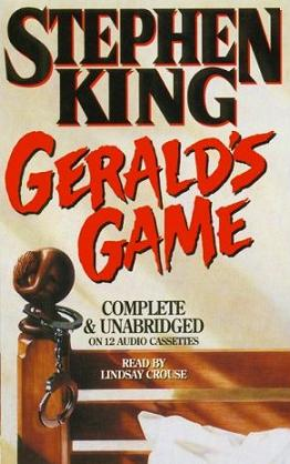 Gerald's Game by Stephen King - Unabridged Audiobook