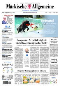 Märkische Allgemeine Zossener Rundschau - 07. Oktober 2019
