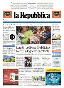 la Repubblica - 5 Maggio 2017
