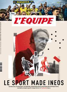 L'Equipe Magazine - 16 Novembre 2019