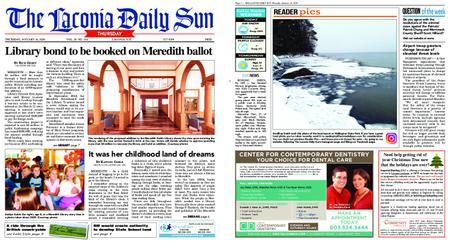 The Laconia Daily Sun – January 16, 2020