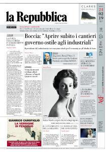 la Repubblica - 24 Febbraio 2019