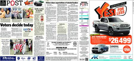 The Guam Daily Post – November 06, 2018