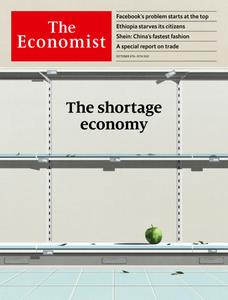 The Economist Middle East and Africa Edition – 09 October 2021