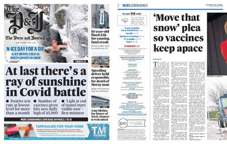 The Press and Journal Moray – February 05, 2021