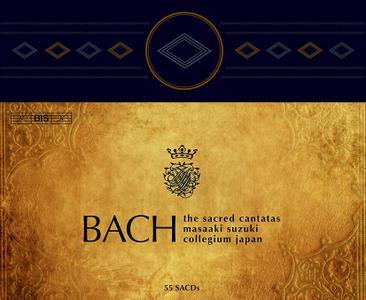 Masaaki Suzuki, Bach Collegium Japan - Bach: The Complete Sacred Cantatas [55 CDs] (2016)