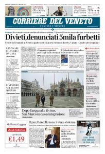 Corriere del Veneto Venezia e Mestre – 25 marzo 2020