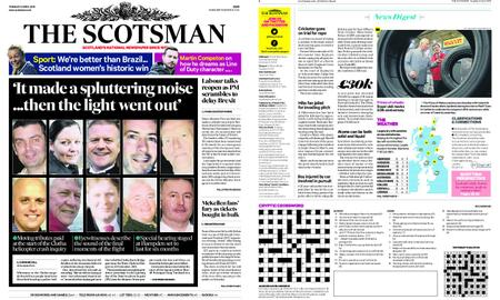 The Scotsman – April 09, 2019
