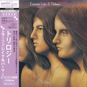 Emerson, Lake & Palmer - Trilogy (1972) [Japanese Platinum SHM-CD]