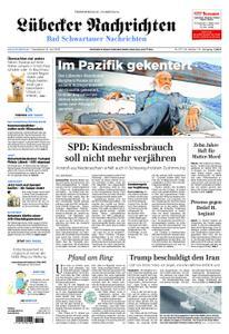 Lübecker Nachrichten Bad Schwartau - 15. Juni 2019