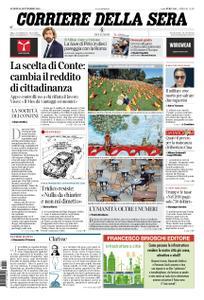 Corriere della Sera – 28 settembre 2020