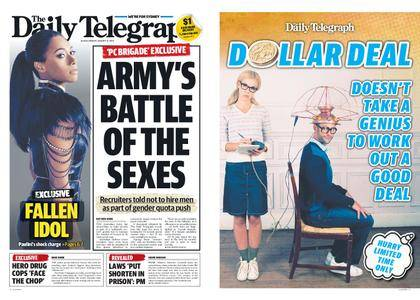 The Daily Telegraph (Sydney) – August 11, 2017