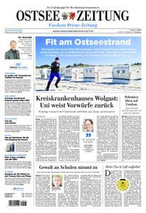 Ostsee Zeitung Wolgast - 10. April 2019