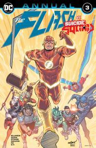 The Flash Annual 003 2020 Digital Zone